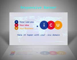 #152 for banners for .icu by KamrulHasan2