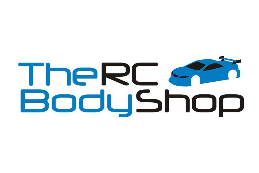 Bài tham dự cuộc thi #                                        71                                      cho                                         Logo Design for The RC Body Shop - eBay