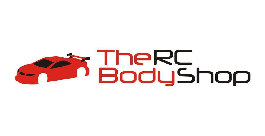 Bài tham dự cuộc thi #                                        70                                      cho                                         Logo Design for The RC Body Shop - eBay