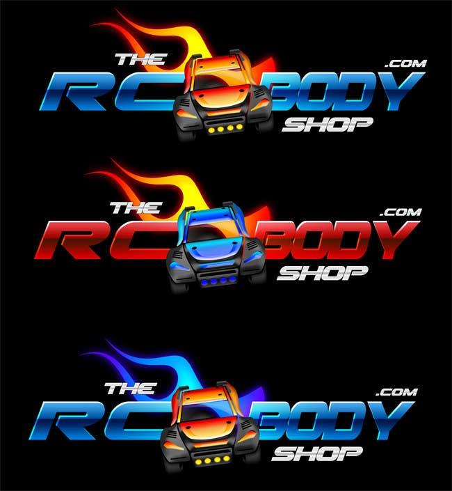 Proposition n°                                        68                                      du concours                                         Logo Design for The RC Body Shop - eBay