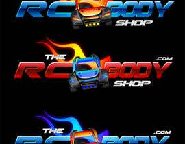 MJBenitez tarafından Logo Design for The RC Body Shop - eBay için no 68