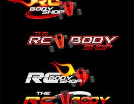 nº 18 pour Logo Design for The RC Body Shop - eBay par MJBenitez