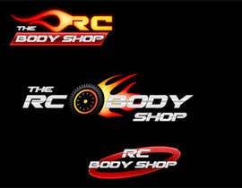 MJBenitez tarafından Logo Design for The RC Body Shop - eBay için no 1