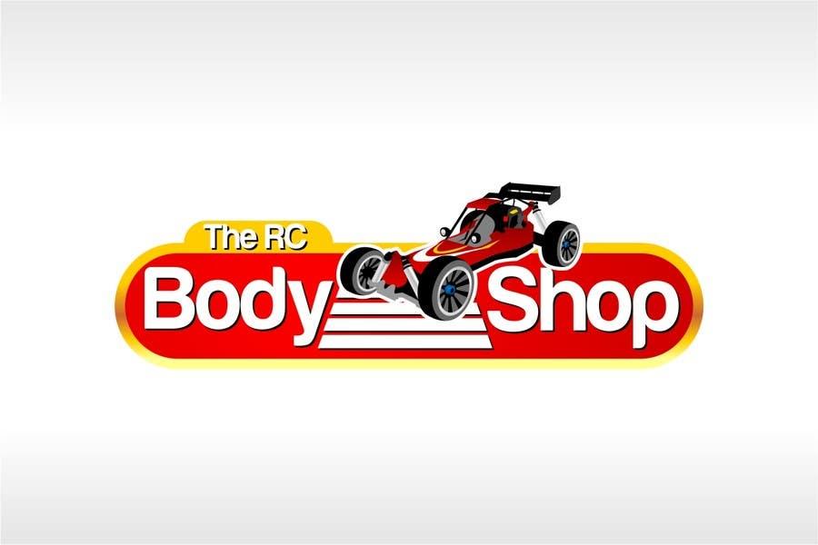 Proposition n°                                        31                                      du concours                                         Logo Design for The RC Body Shop - eBay