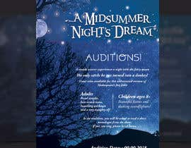 #28 for Midsummer Night's Dream Audition flyer by SLP2008