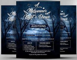 #24 for Midsummer Night's Dream Audition flyer by satishandsurabhi