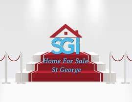 "ashwanirock2011 tarafından Design a Logo for ""Homes For Sale St George"" için no 144"