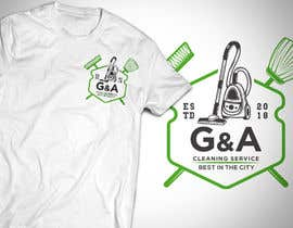 #42 for Design a Logo for G&A Cleaning Services by taquitocreativo