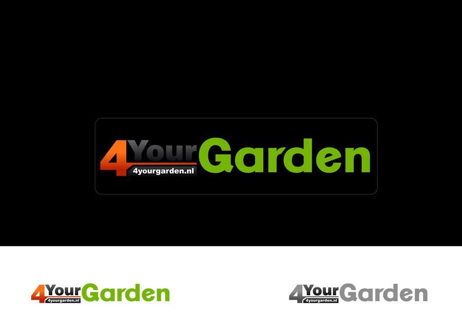 Kilpailutyö #295 kilpailussa Logo Design for 4yourgarden.nl