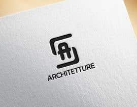 #155 for logo architecture office AS architetture by marfi78689