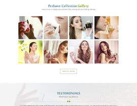 #8 for Wordpress based company website for Fragrance by yasirmehmood490