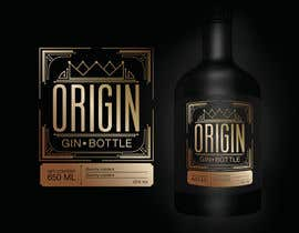 #17 for Logo and Label Design for Craft Gin Brand av kunjanpradeep