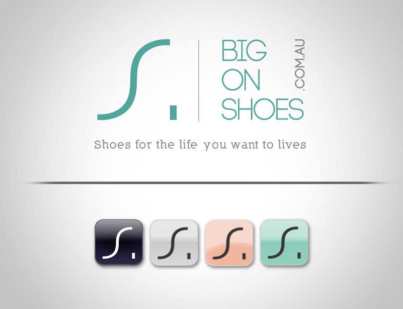 Inscrição nº 347 do Concurso para Logo Design for Big On Shoes