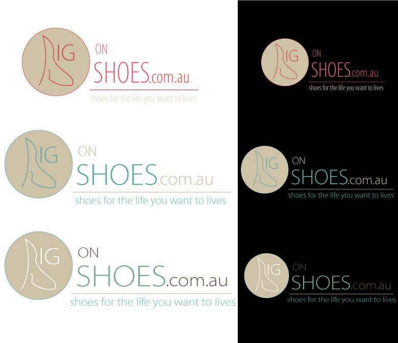 Inscrição nº 412 do Concurso para Logo Design for Big On Shoes