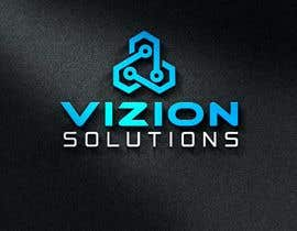 #35 for Logo for Vizion Solutions by asik01711