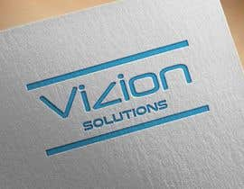 #66 for Logo for Vizion Solutions by drafiul01