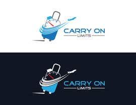 #321 for Logo Design Challenge: A Travel Logo for Carry On Limits af MDwahed25