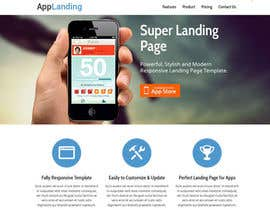 #5 for Design and build a website (landing page) for a company. Multilanguage by khannaeem