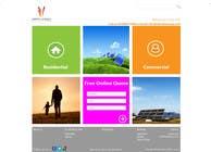 Graphic Design Konkurrenceindlæg #112 for Website Design for Vibrant Energy Solutions