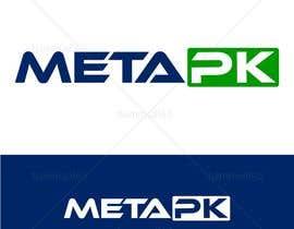 Nro 173 kilpailuun Design a Logo for MetaPK käyttäjältä hammad143