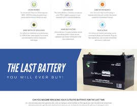 #113 for Website Landing Page by rbc659