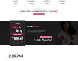 nikdesigns tarafından Need a website template in a PSD or Shopify format. için no 31