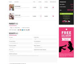 #34 for Need a website template in a PSD or Shopify format. by nikdesigns