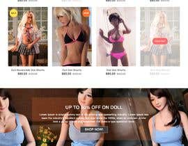 abhiime tarafından Need a website template in a PSD or Shopify format. için no 10
