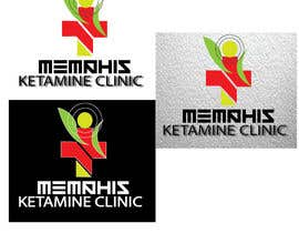 "#60 for Design project for ""Memphis Ketamine Clinic"" by preethimalie"