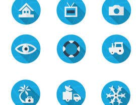 #5 for Drone Applications - ICON DESIGN x 12 af zzzabc