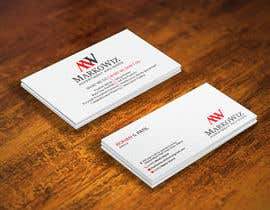 #133 for Design some Business Cards by rumon078