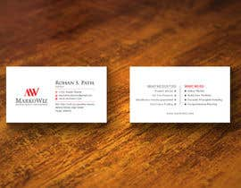 #136 for Design some Business Cards by tamamallick