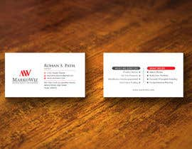 #137 for Design some Business Cards by tamamallick