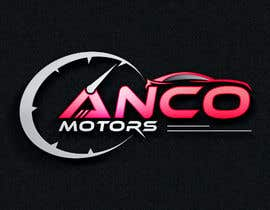 #127 for Anco Motors - Logo Contest by imranhassan998