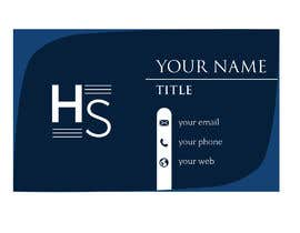 #16 for Logo and business card by lounzep