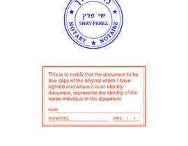 #7 for URGENT PROJECT: Create life-like transparent rubber stamps to place on documents electronically by KalingWong