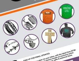 #8 for Design a Flyer for Christian Themed web store af punkdsoul