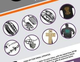 #15 for Design a Flyer for Christian Themed web store af punkdsoul