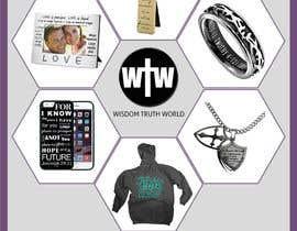 #18 for Design a Flyer for Christian Themed web store af vonnydu