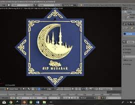 #11 untuk 2D image to 3D Wall Plaque oleh abdelhaksam