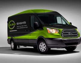 #40 for Design graphics and artwork for 2018 Ford Transit Custom van by angellopez1