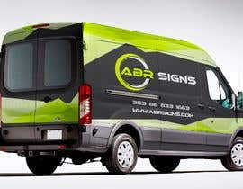#41 for Design graphics and artwork for 2018 Ford Transit Custom van by angellopez1