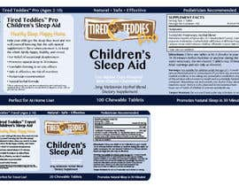 #55 for Print & Packaging Design for Teddy MD, LLC af traceydesigns