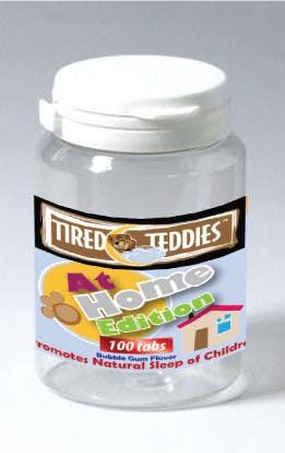 Конкурсная заявка №61 для Print & Packaging Design for Teddy MD, LLC