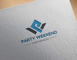 #21 for Party Weekend Logo af expert007design