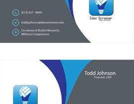 #10 for Design some Business Cards by jameelhassan079