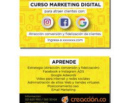 #17 para diseñar tarjeta de presentación a 2 lados (solo freelancer de latinoamerica habla hispana) por brunomanassero