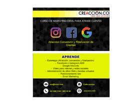 #5 para diseñar tarjeta de presentación a 2 lados (solo freelancer de latinoamerica habla hispana) por interlamm