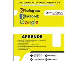 #10 para diseñar tarjeta de presentación a 2 lados (solo freelancer de latinoamerica habla hispana) por interlamm