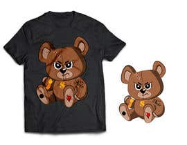 #14 for Create a Teddy Bear Logo for a shirt by rayhananimator